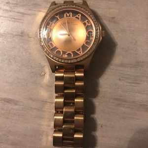 Women's Marc by Marc Jacobs Rose Gold Watch 🌹